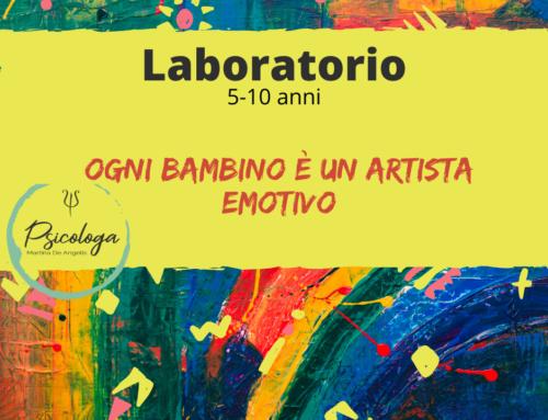 Laboratorio Ogni bambino è un artista emotivo